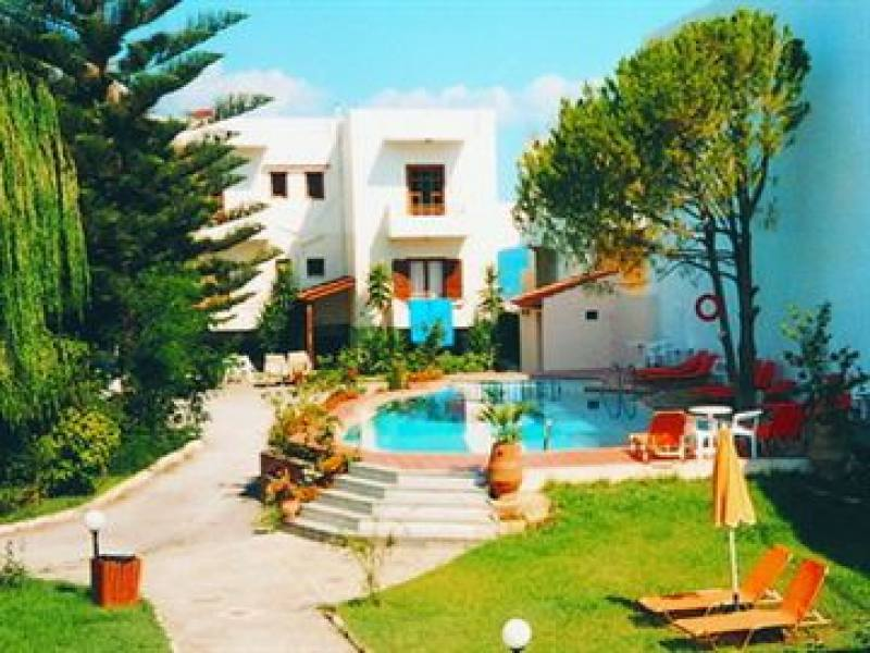 Appartementen Villa Dora - Platanias - Chania Kreta